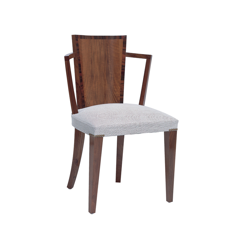 Assise Chaise Dossier Galb